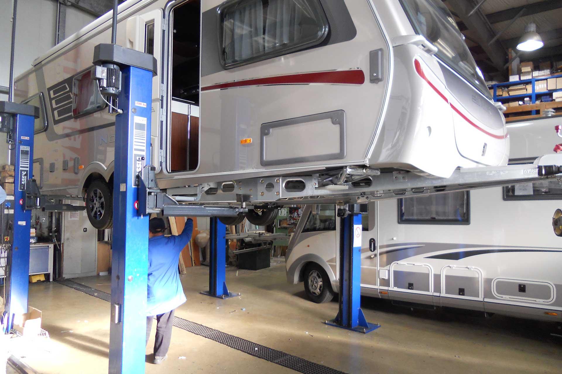 Wohnwagen Vogt – Führend im Saarland für Wohnwagen, Reisemobile